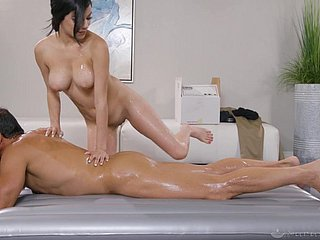 Full-Breasted Darkhaired Spoil Savannah Sixx Banged Via Palpate - unmodifiable sixx