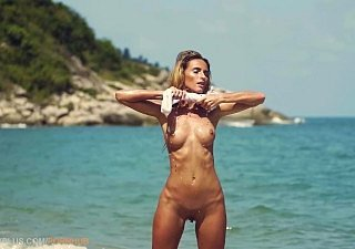 Cara Mell respecting Moxie with the addition of Surf - PlayboyPlus