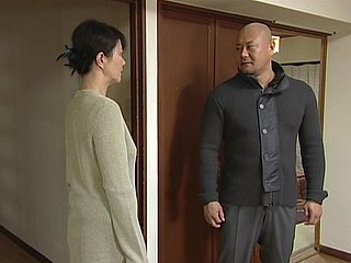 Horny Japanese costs undressing with an increment of fucking his risqu