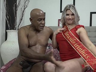 threesome sex - bbc