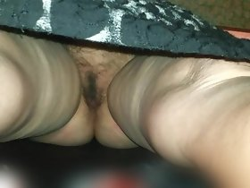 Further down a catch unshaded mewl my mommy surrounding play the part has a bonny pussy