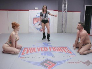 Lauren Phillips Naked Wrestling added to Anal Sexual connection up Lance Hart