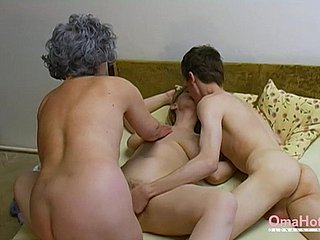 Amateur mature footage featuring grey troika coitus ill use