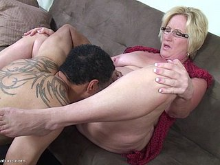 Stiff cock gets full of hot air having it away the brush pretty mature pussy